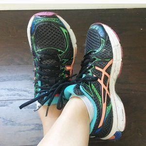 7/4/20 ASICS COLORFUL SNEAKERS